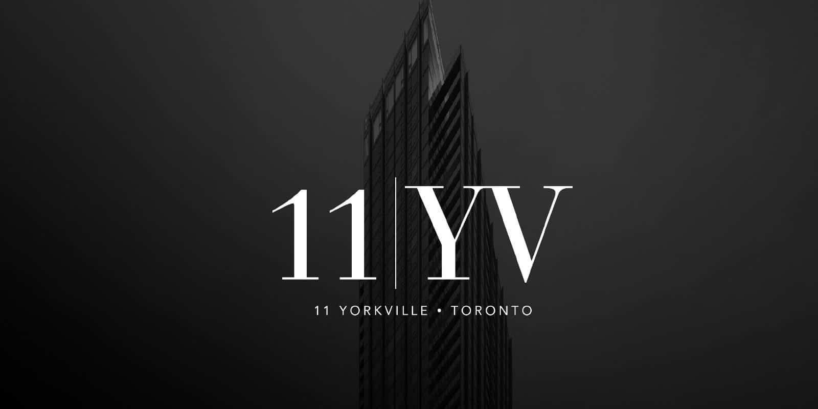 11|YV - 11 Yorkville Condos
